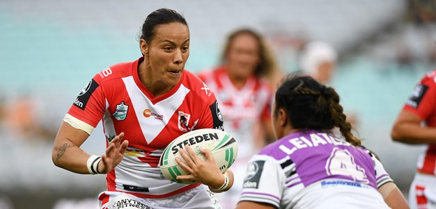 Match highlights: NRLW Round 2 v Warriors