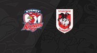 Full match replay: NRLW Round 3 v Roosters