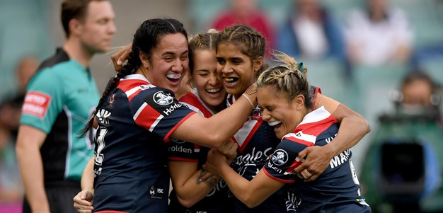 Match highlights: NRLW Round 3 v Roosters