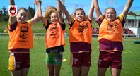 Play NRL All Girls Holiday Clinic