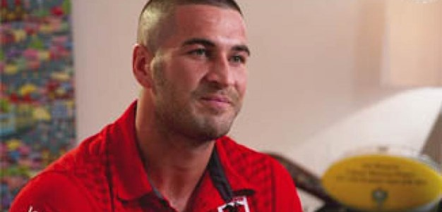 DTV Re-Signing Joel Thompson