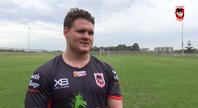 Lachlan Timm joins the Red V