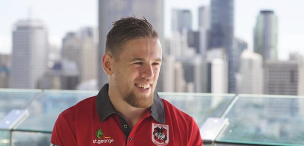 Dufty relieved to have Dragons future sorted