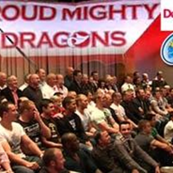 Dragons Supporters Tour 2