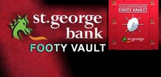 St.George Bank Footy Vault