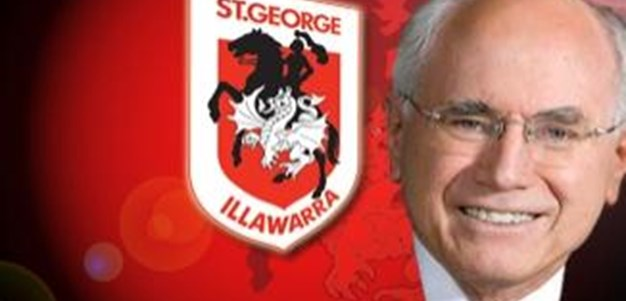 John Howard talks to Dragons TV