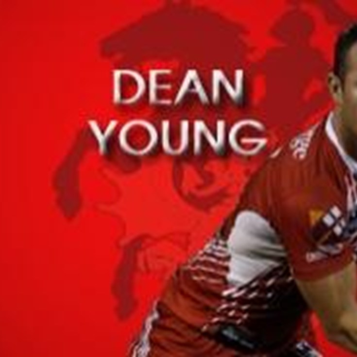 Dean Young talks to Dragons TV