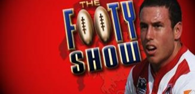 Darius Boyd on the Footy Show