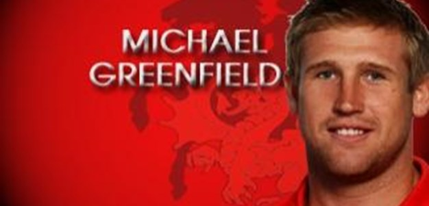 Michael Greenfield on Dragons TV