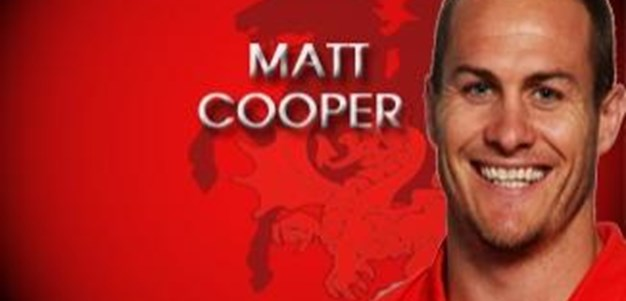 Matt Cooper previews tonight's match against the Titans