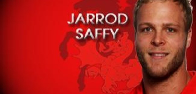 Jarrod Saffy talks to Dragons TV