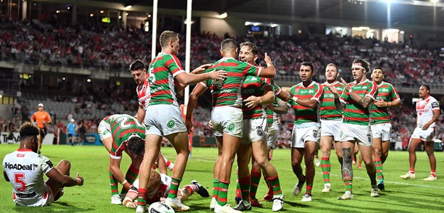 Match highlights: Round 2 v Rabbitohs