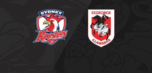 Full match replay: Round 7 v Roosters