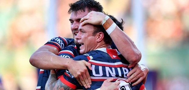 Match highlights: Round 7 v Roosters