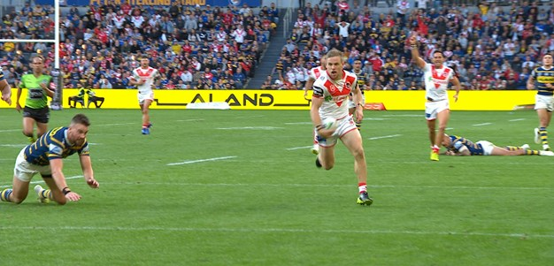 Dufty starts and finishes Dragons long-range beauty