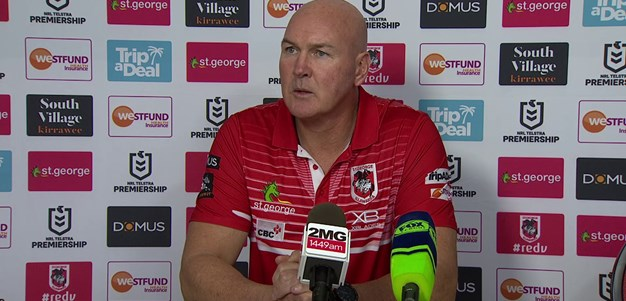Dragons press conference: Round 10 v Knights