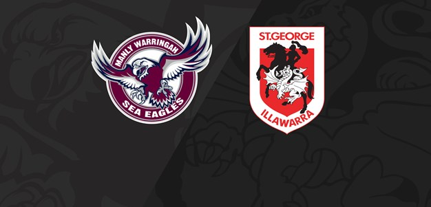 Full match replay: Round 14 v Sea Eagles