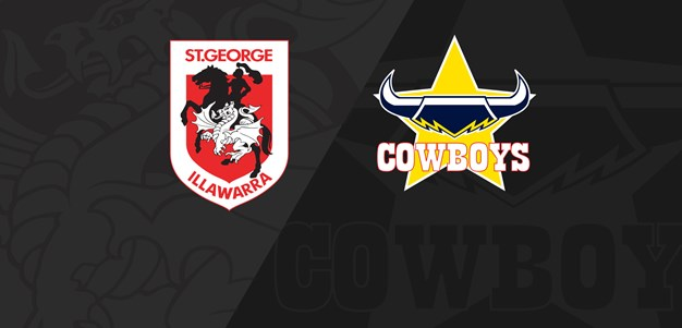 Full match replay: Round 15 v Cowboys