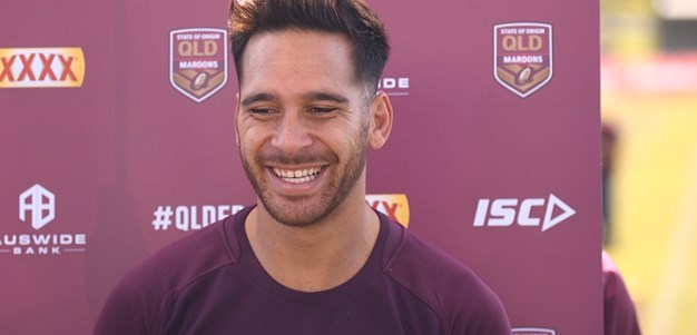 Norman ready for Origin debut