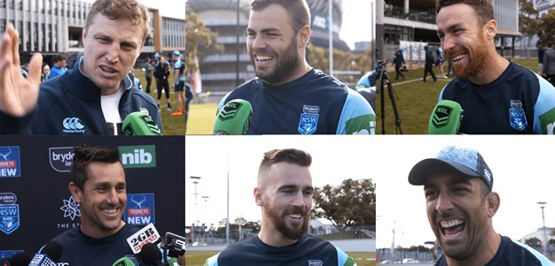 What NSW players would tell their 18 year old self