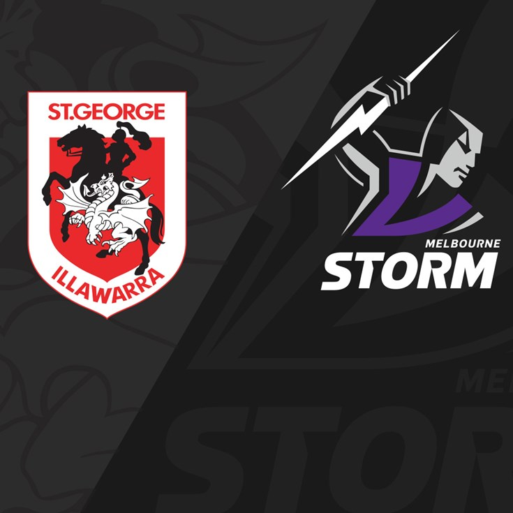 Full match replay: Round 16 v Storm