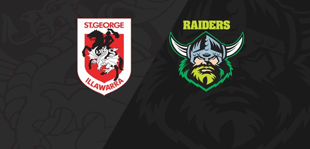 Full match replay: Round 17 v Raiders