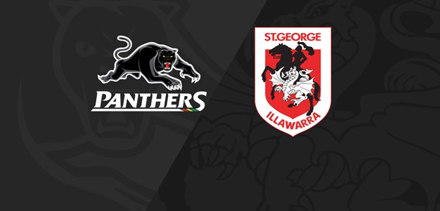 Full match replay: Round 18 v Panthers