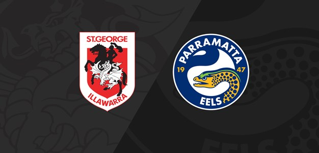Full match replay: Round 20 v Eels