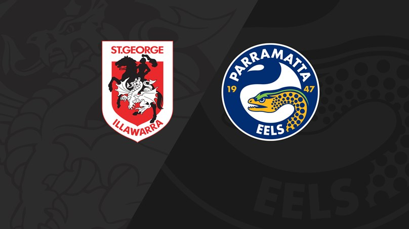 Full Match Replay: Dragons v Eels - Round 20, 2019