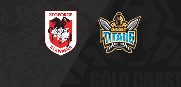 Full match replay: Round 21 v Titans