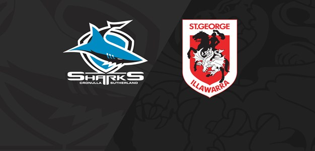 Full match replay: Round 22 v Sharks