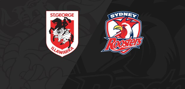 Full match replay: Round 23 v Roosters