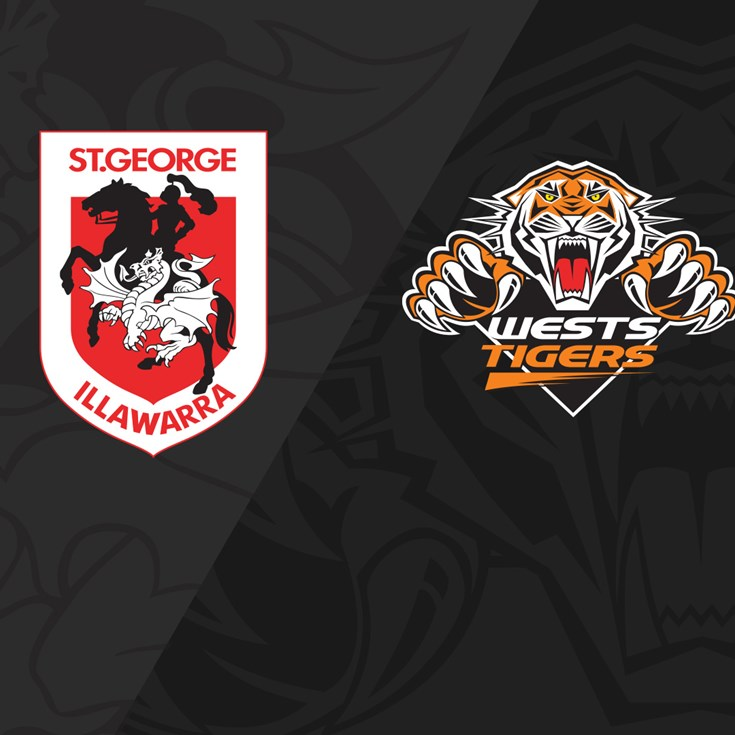 Full match replay: Round 24 v Wests Tigers