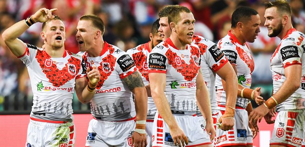 NRL.com judges Dragons' top five tries of 2019