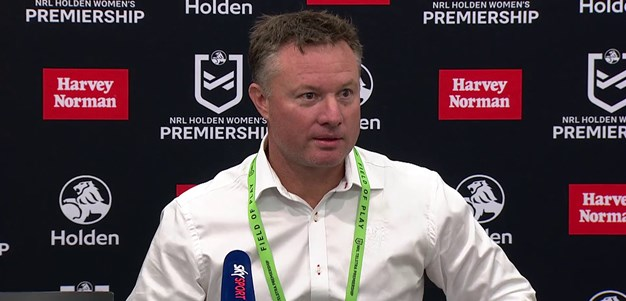 Dragons NRLW press conference: Round 2