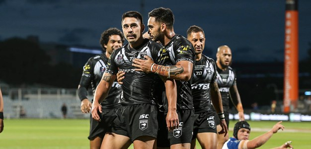 Match highlights: New Zealand v Great Britain