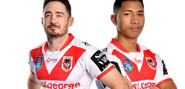 Clune and Sauni-Esau join Dragons development squad.