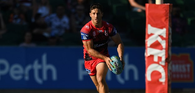 NRL Nines match highlights: Dragons v Sharks