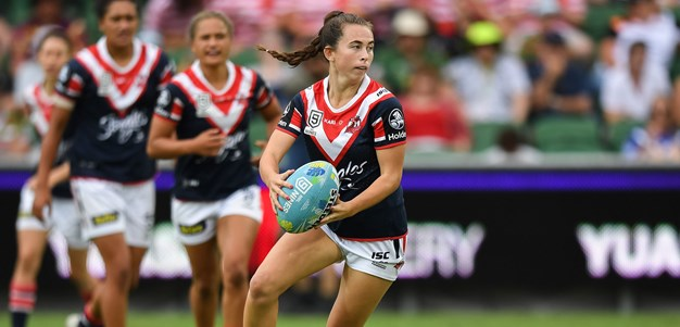 Match highlights: NRLW Dragons v Roosters