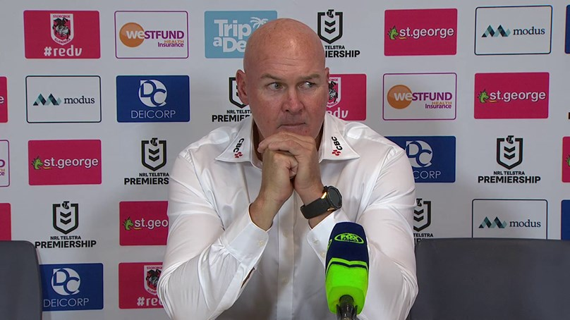 Dragons press conference: Round 1