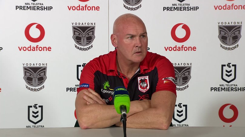 Press conference: Round 3 v Warriors