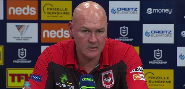 Dragons press conference: Round 6