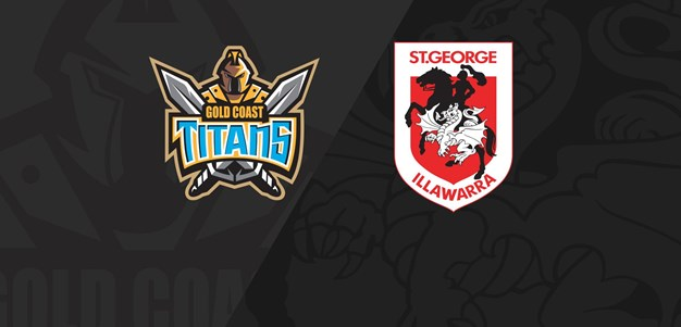 Full match replay: Round 6 v Titans