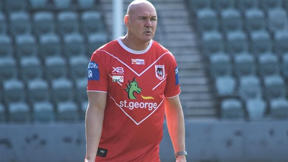 Coach's preview: Round 8 v Raiders