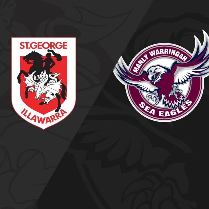 Full match replay: Round 9 v Sea Eagles