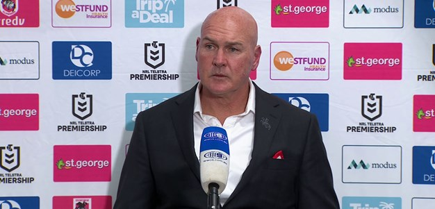 Press conference: Round 13 v Roosters