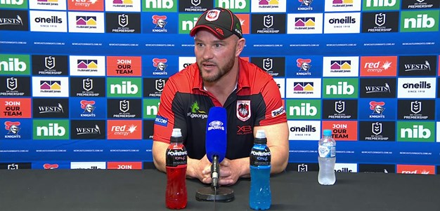 Press conference: Round 19 v Knights