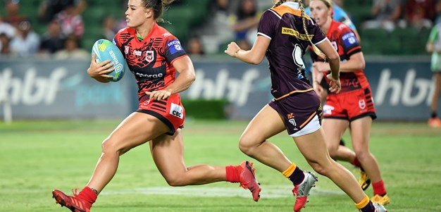 Isabelle Kelly signs with NRLW Dragons