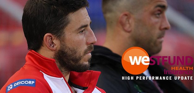 Westfund High Performance Update: Round 20 v Storm