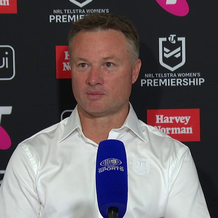 NRLW press conference: Round 1 v Roosters
